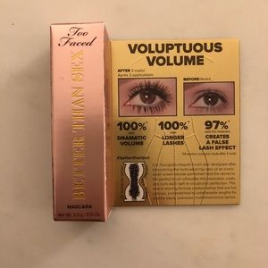 NWT Too Faced Better Than Sex Mascara from Sephora